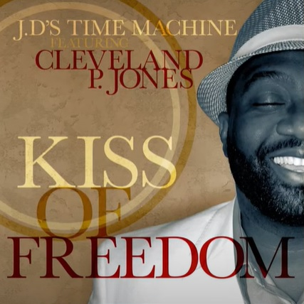 New Music: JD's Time Machine – Kiss of Freedom