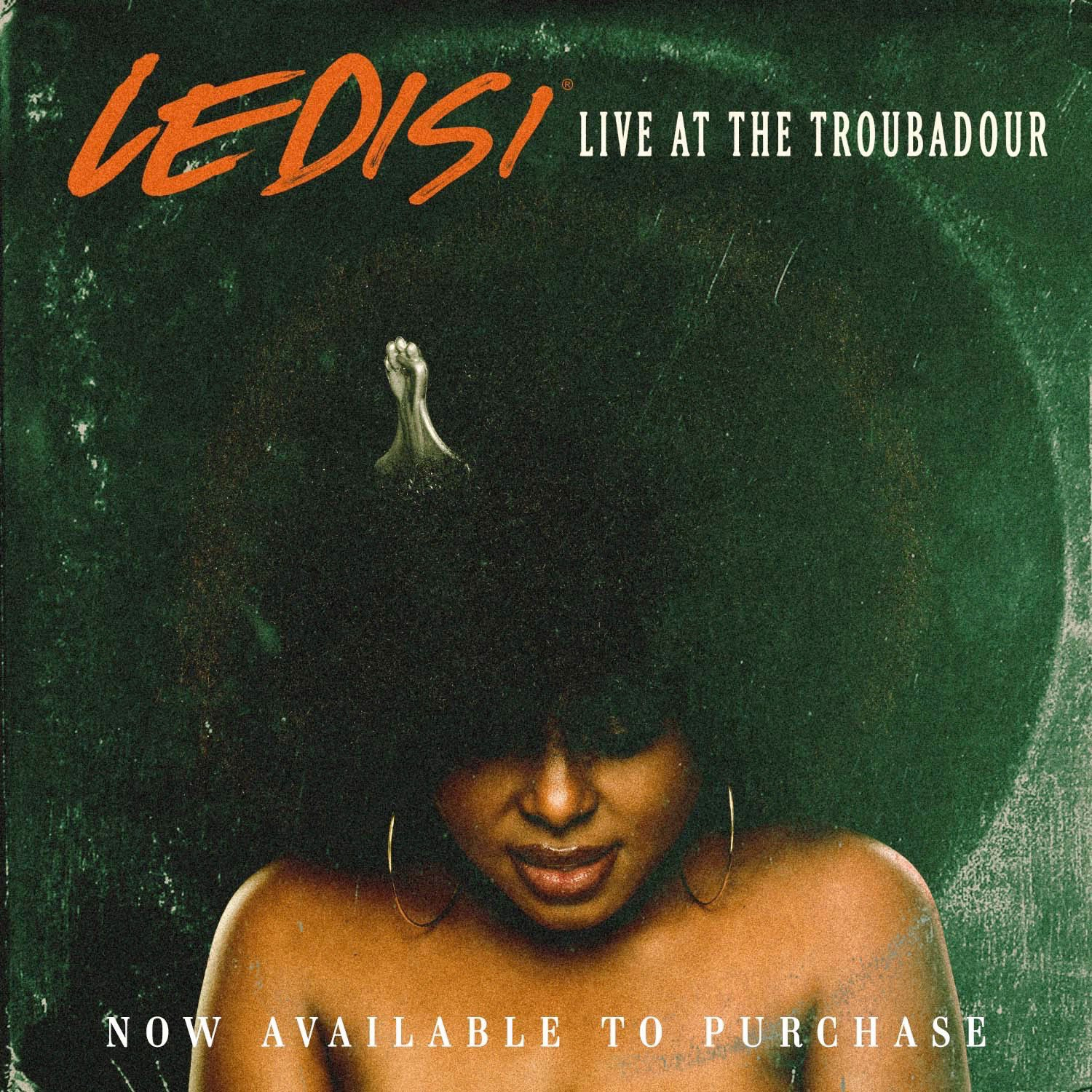 "Ledisi Releases Live Album ""Live at the Troubadour"" (Stream)"