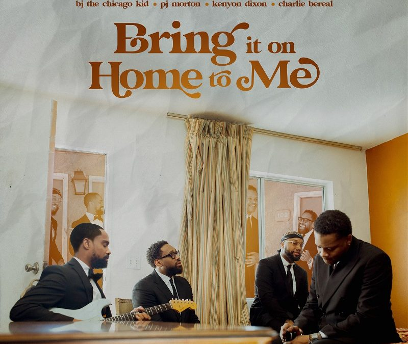 "BJ the Chicago Kid, PJ Morton & Kenyon Dixon Tribute Sam Cooke on ""Bring It On Home To Me"""