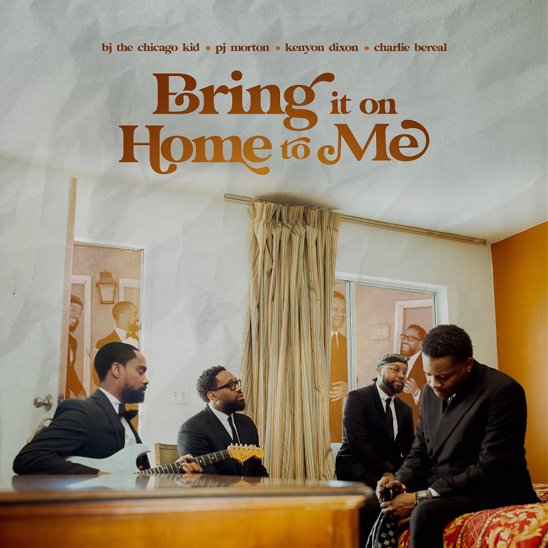 "BJ the Chicago Kid, PJ Morton & Kenyon Dixon Tribute Sam Cooke on ""Bring It On Home To Me"""