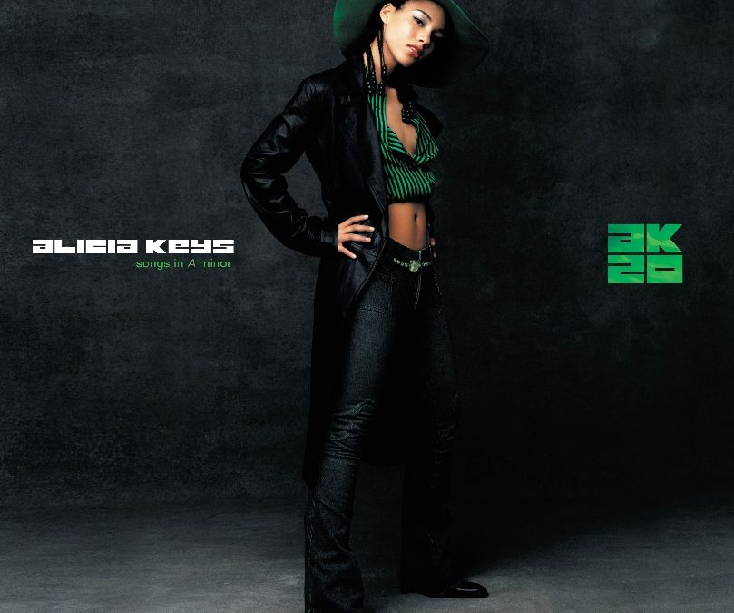 Alicia Keys Songs in A Minor 20th Anniversary