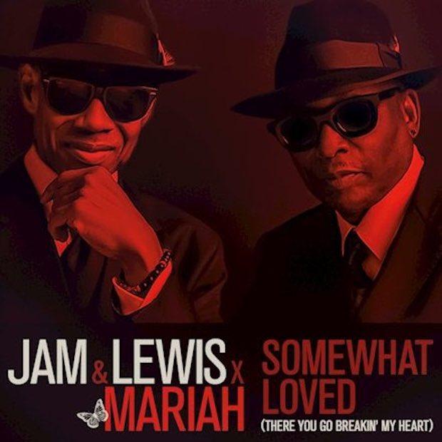 Jimmy Jam Terry Lewis Mariah Carey Somewhat Loved