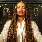 "Leela James Unveils Album Cover & Release Date for Upcoming Album ""See Me"""