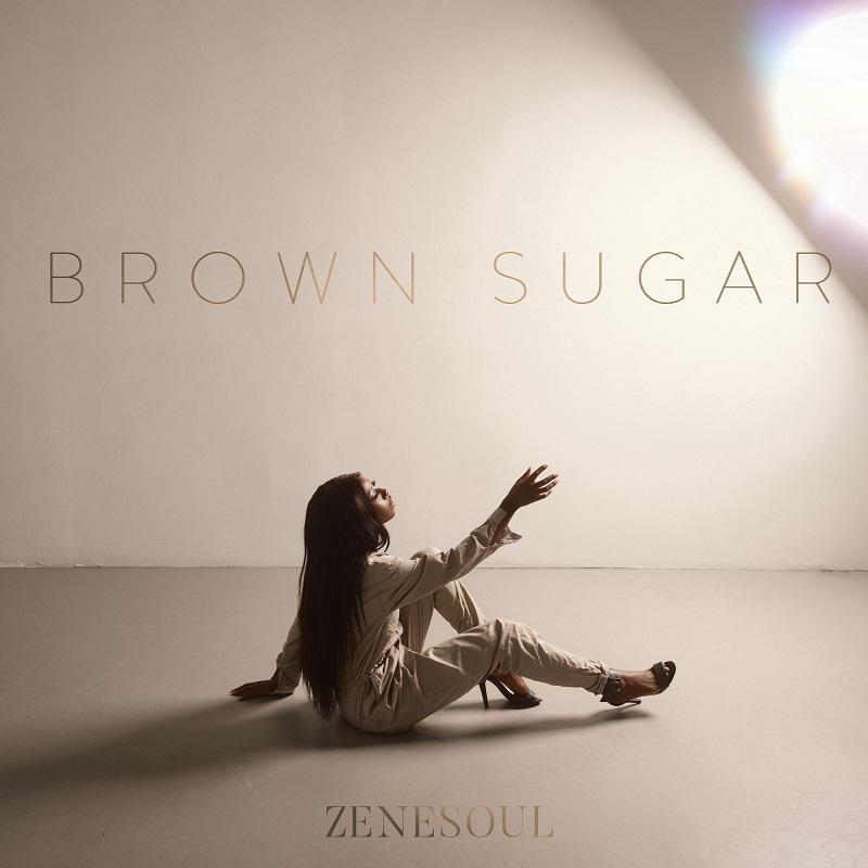 Zenesoul Brown Sugar EP Cover