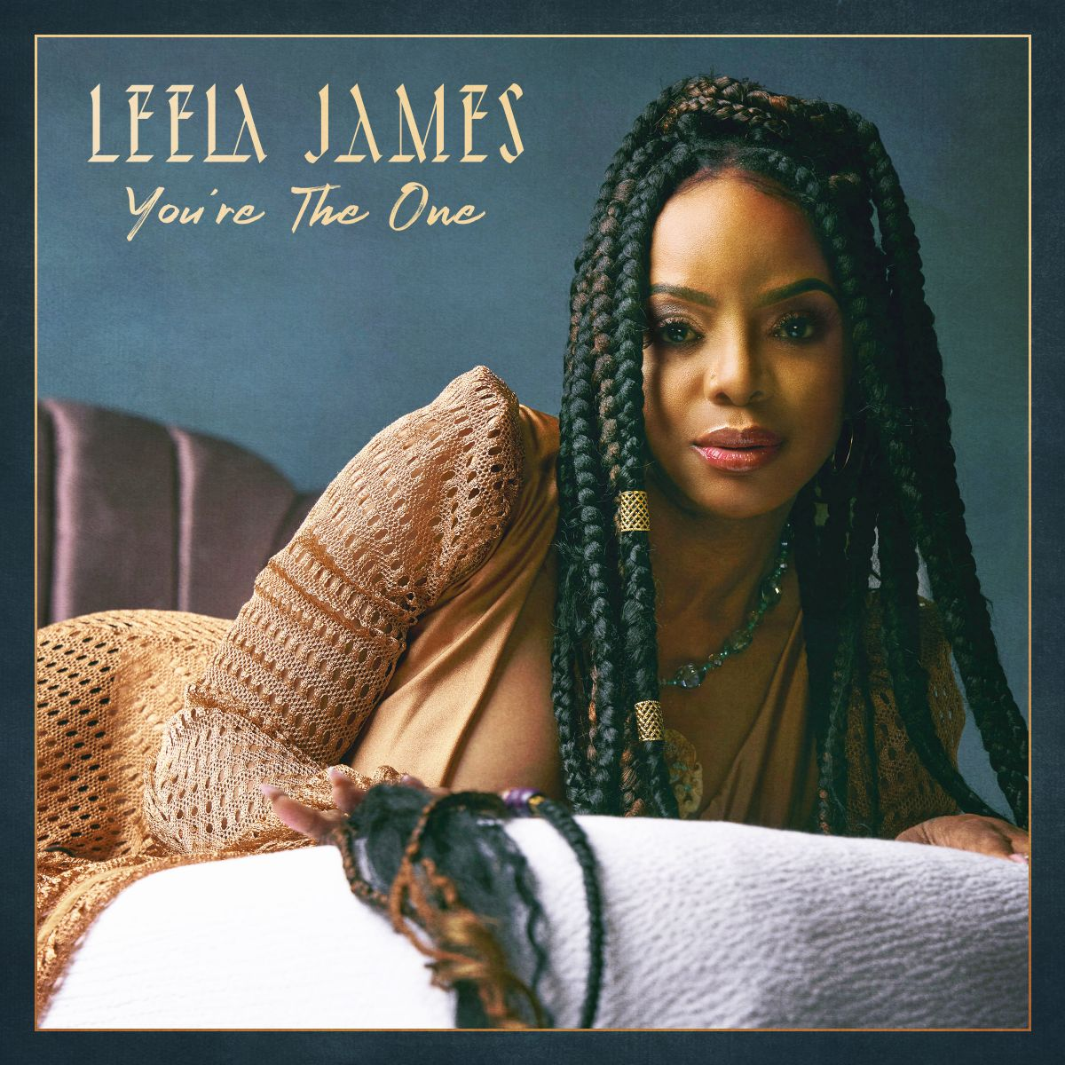 Leela James You're The One