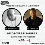 "Rico Love & Pleasure P Talk Creating ""Boyfriend #2"", Static Major, Upcoming Pretty Ricky Music (Exclusive Interview)"