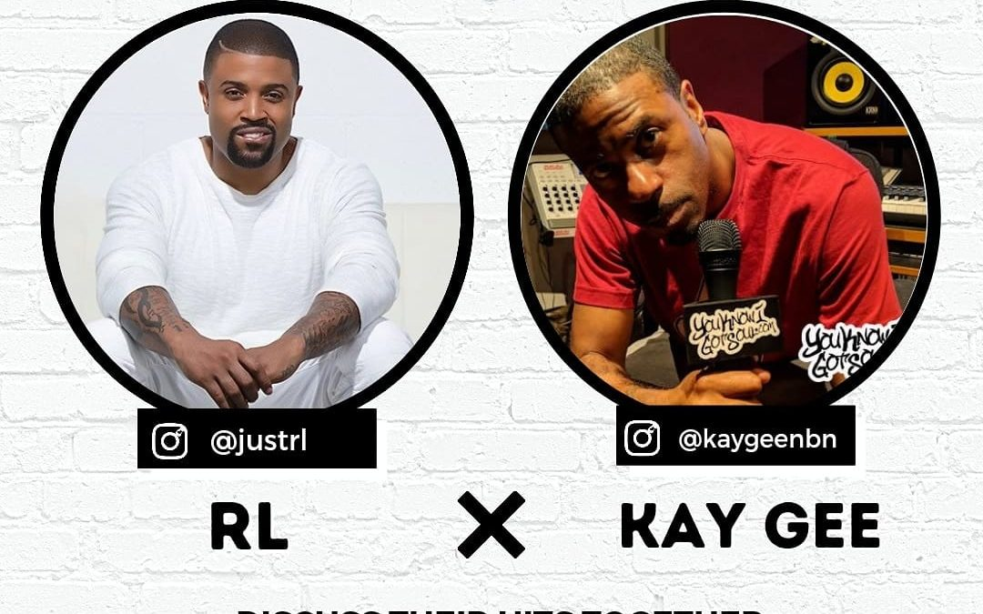 DJ Kay Gee & RL Talk History Of Next, Naughty By Nature, Divine Mill Label (Exclusive Interview)