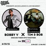 """Tim & Bob and Bobby V Talk History of """"Slow Down"""", Their Friendship & The Music Industry (Exclusive Interview)"""
