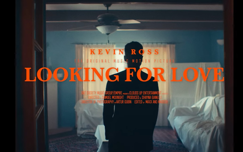 Kevin Ross Looking for Love video