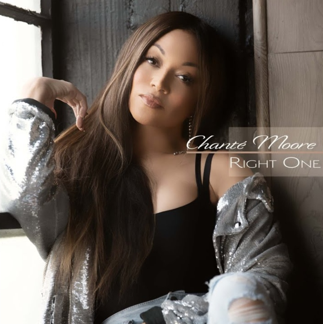 Chante Moore Right One