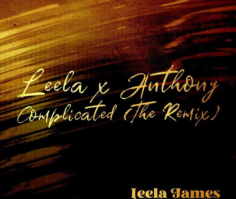 Leela James Anthony Hamilton Complicated Remix