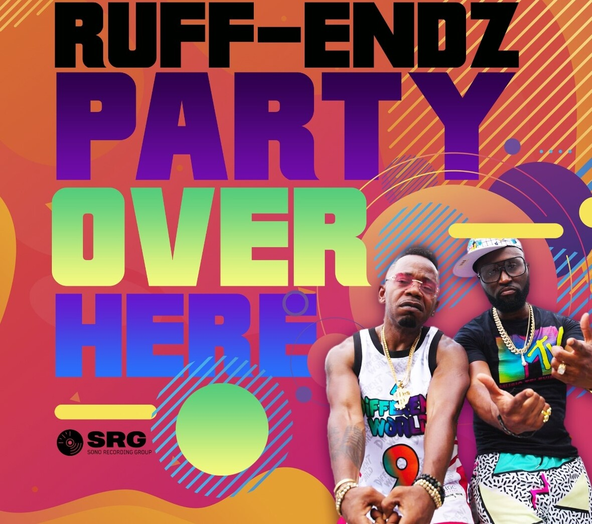 New Video: Ruff Endz – Party Over Here