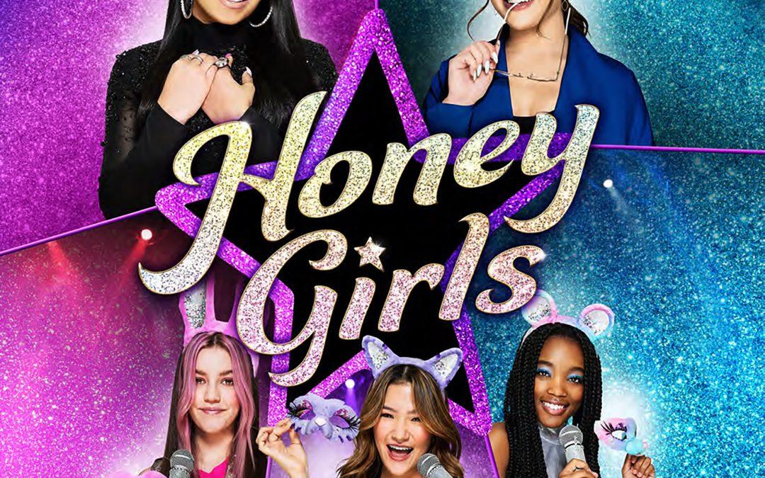 "Ashanti Releases New Song ""Diamonds"" For ""Honey Girls"" Movie"